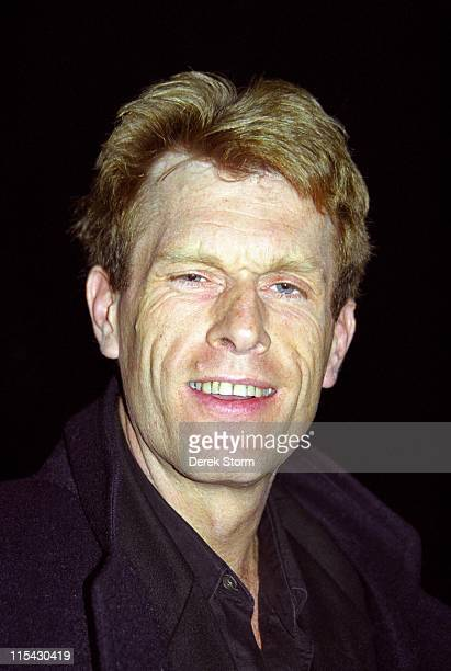 Kevin Conway during Kevin Conway Exits the Second Stage Theater January 11 1998 at Second Stage Theatre in New York City New York United States