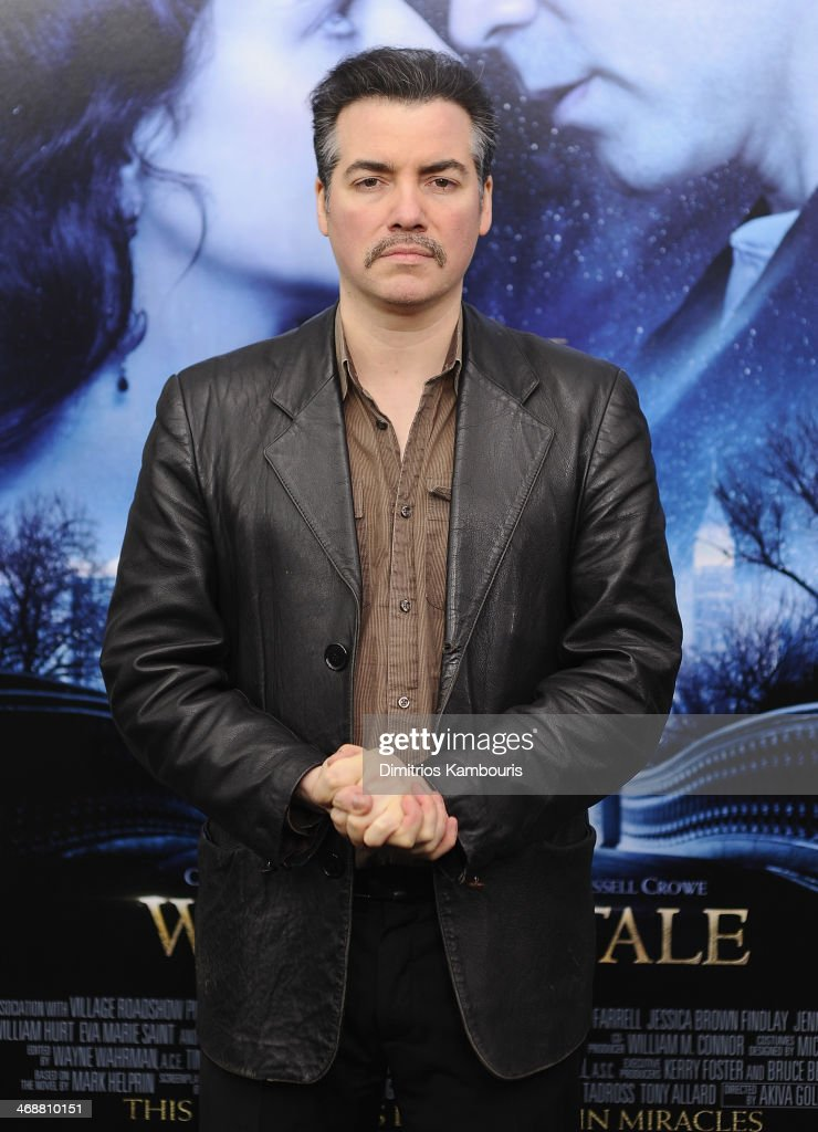 Kevin Corrigan attends the 'Winter's Tale' world premiere at Ziegfeld Theater on February 11, 2014 in New York City.