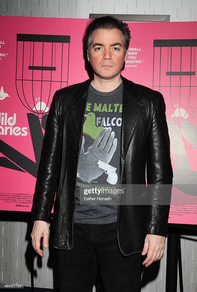 Kevin Corrigan attends 'Wild Canaries' New York Premiere at IFC Center on February 25, 2015 in New York City.