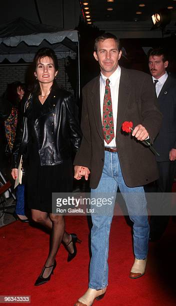 Kevin Costner and wife Cindy
