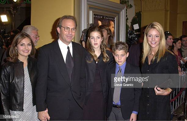 Kevin Costner Annie Joe Lily Girlfriend Christine Baumgartner
