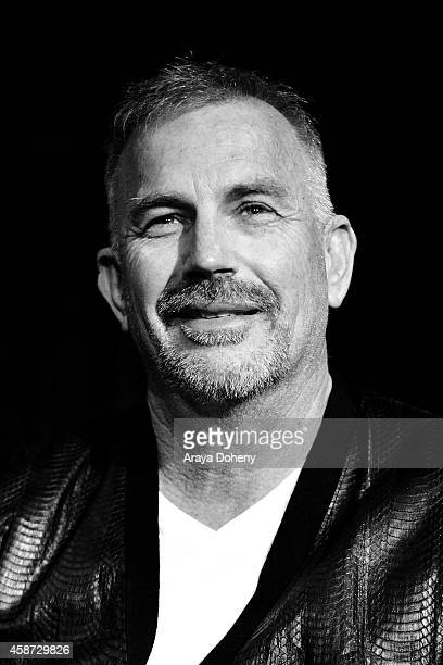 Kevin Costner attends AARP's 2nd Annual Movies For Grownups Film Showcase Black and White at Regal Cinemas LA Live on November 9 2014 in Los Angeles...