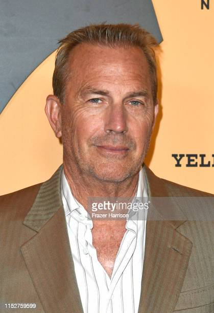 "Kevin Costner attends Paramount Network's ""Yellowstone"" Season 2 Premiere Party at Lombardi House on May 30, 2019 in Los Angeles, California."
