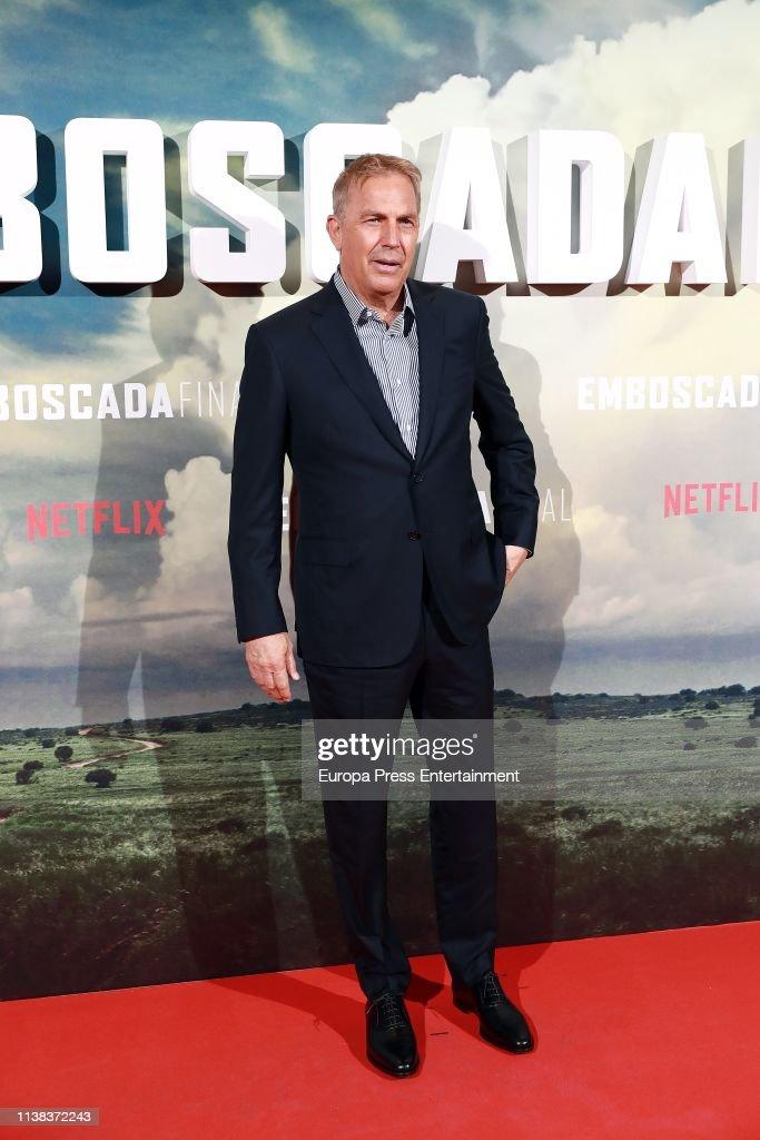 ESP: 'Highwaymen' Madrid Premiere