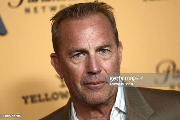 "Kevin Costner attends the Premiere Party For Paramount Network's ""Yellowstone"" Season 2 at Lombardi House on May 30, 2019 in Los Angeles, California."