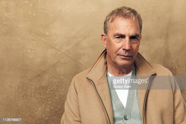 Kevin Costner of Netflix's 'The Highwaymen' poses for a portrait at the 2019 SXSW Film Festival Portrait Studio on March 10, 2019 in Austin, Texas.