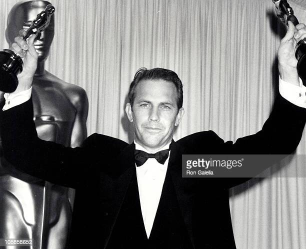 Kevin Costner winner of Best Picture and Best Director for 'Dances with Wolves'