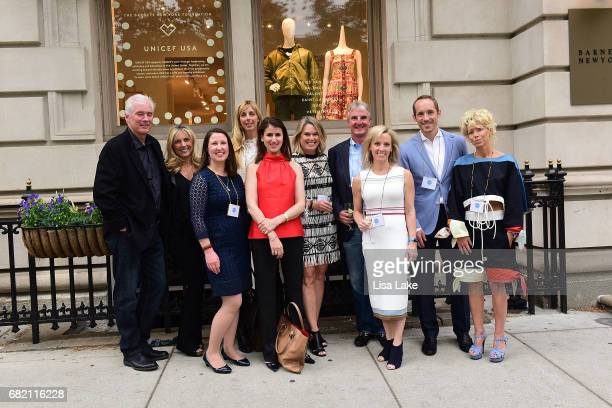 Kevin Covert Amy Covert Arianne Allan Jessica Strine Leah Popowich Sheri Lambert Sean Rooney Jennifer Paradis Tim Behle and Wendi Jay attend the...