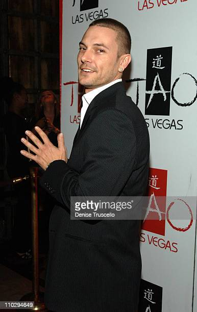 """Kevin """"Daddy"""" Federline during Kevin Federline's Album Release Party at TAO Nightclub at The Venetian Hotel and Casino Resort - November 24, 2006 -..."""