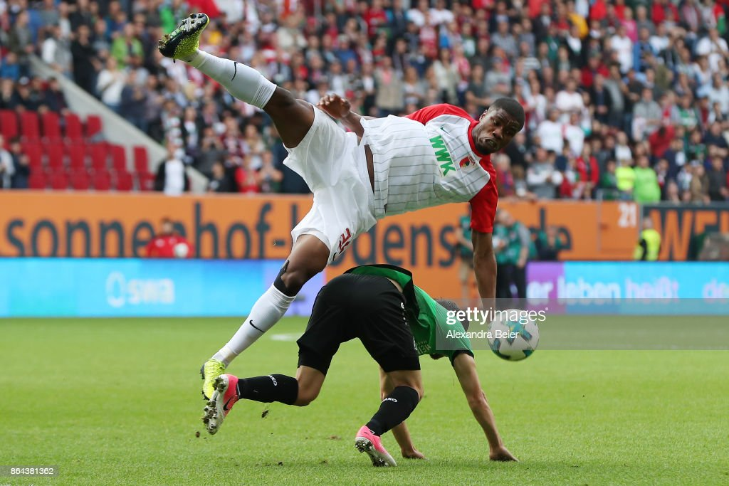 FC Augsburg v Hannover 96 - Bundesliga : News Photo