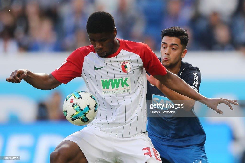 TSG 1899 Hoffenheim v FC Augsburg - Bundesliga : Nachrichtenfoto