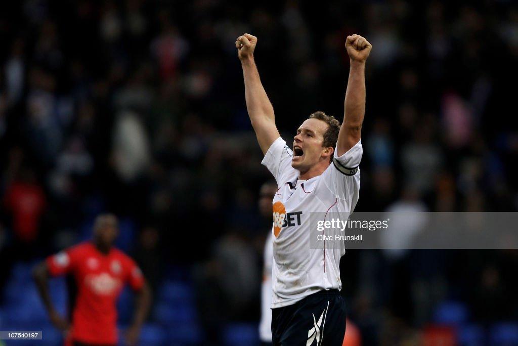 Bolton Wanderers v Blackburn Rovers - Premier League : News Photo