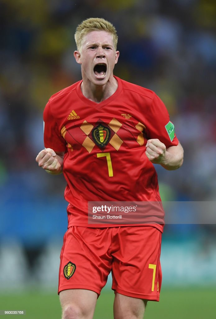 Brazil v Belgium: Quarter Final - 2018 FIFA World Cup Russia : ニュース写真