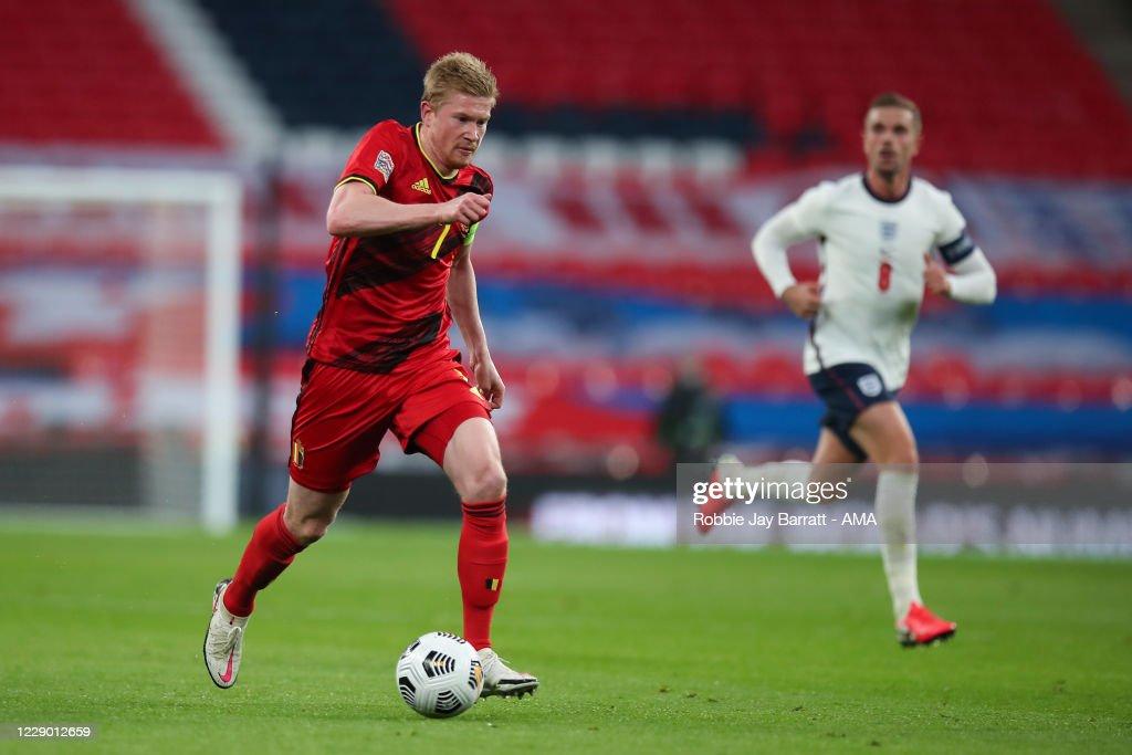 England v Belgium - UEFA Nations League : Nachrichtenfoto