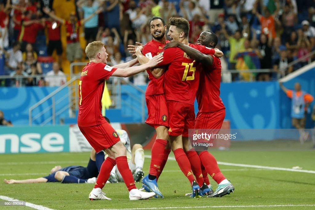 FIFA World Cup 2018 Russia'Belgium v Japan' : News Photo