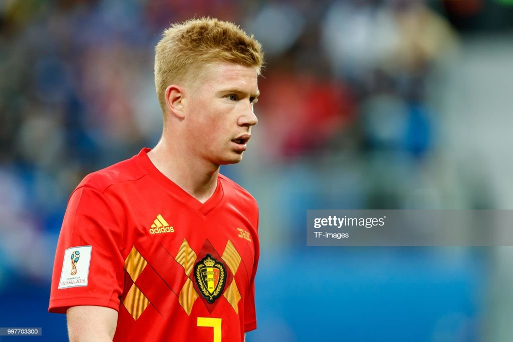 France v Belgium - Semi Final FIFA World Cup 2018 : ニュース写真