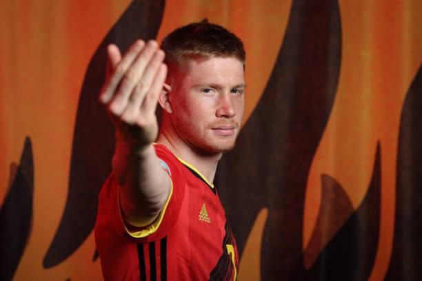 BEL: Belgium Portraits - UEFA Euro 2020