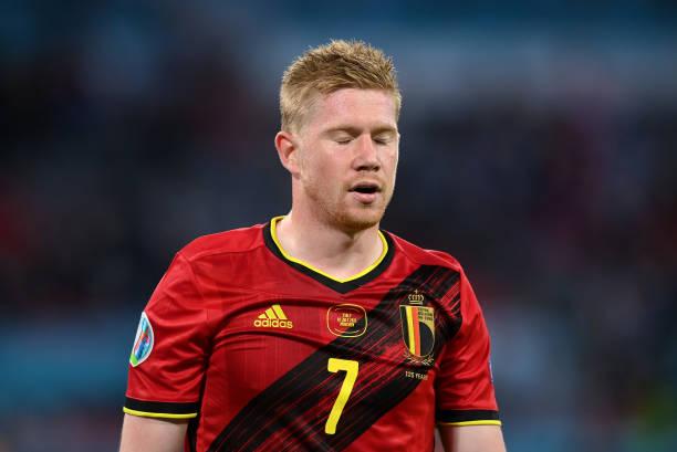 DEU: Belgium v Italy - UEFA Euro 2020: Quarter-final