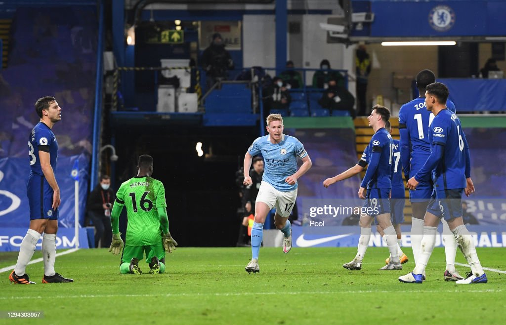 Chelsea v Manchester City - Premier League : ニュース写真