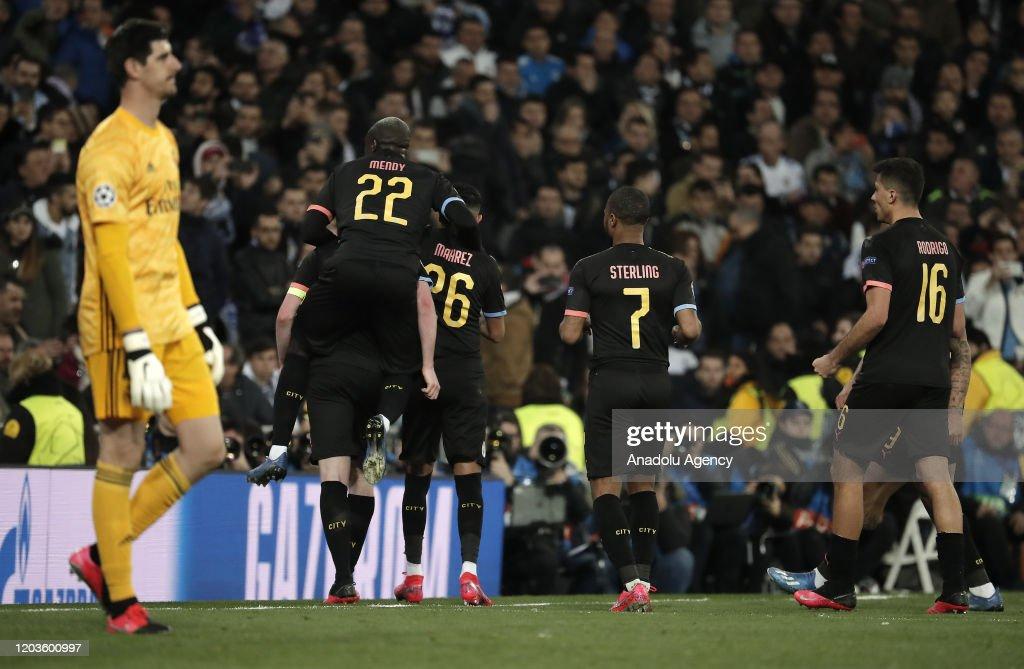 Real Madrid v Manchester City: UEFA Champions League : News Photo