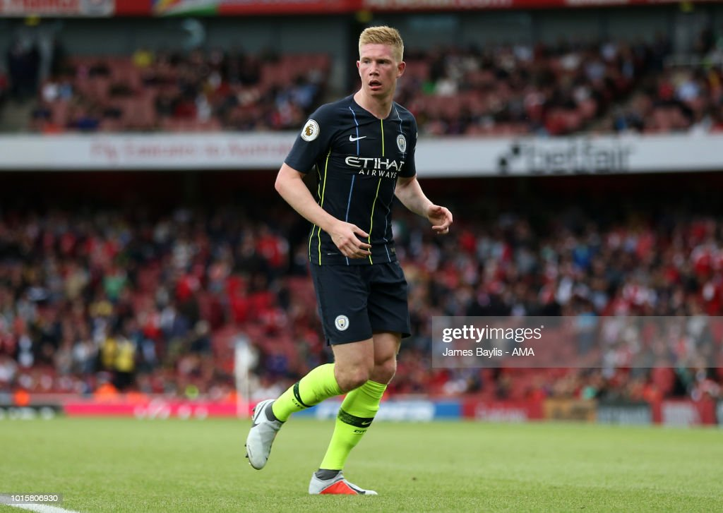 Arsenal v Manchester City - Premier League : Nyhetsfoto