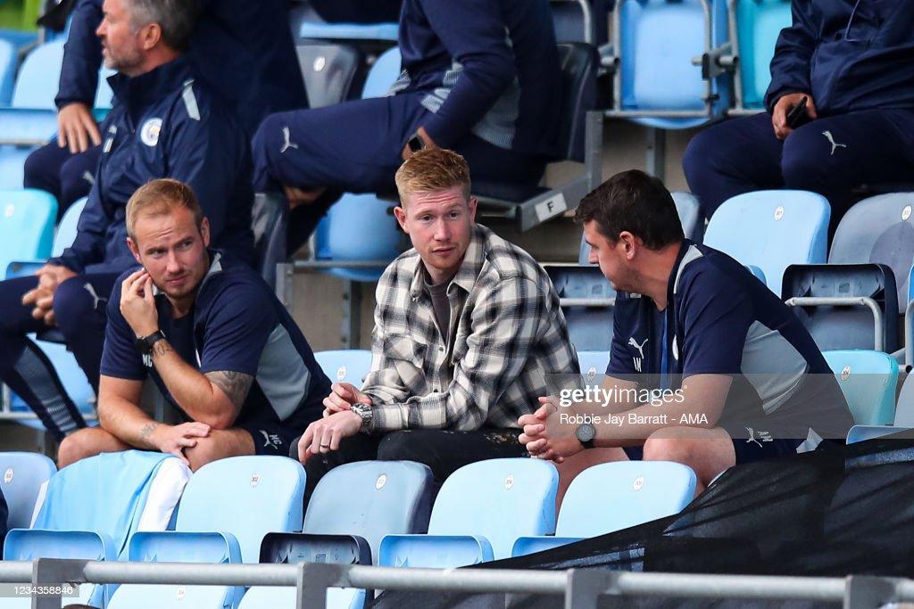 Manchester City v Barnsley: Pre-Season Friendly : News Photo
