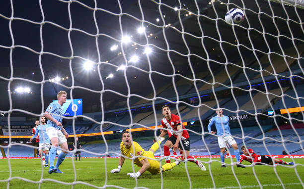 GBR: Manchester City v Southampton - Premier League