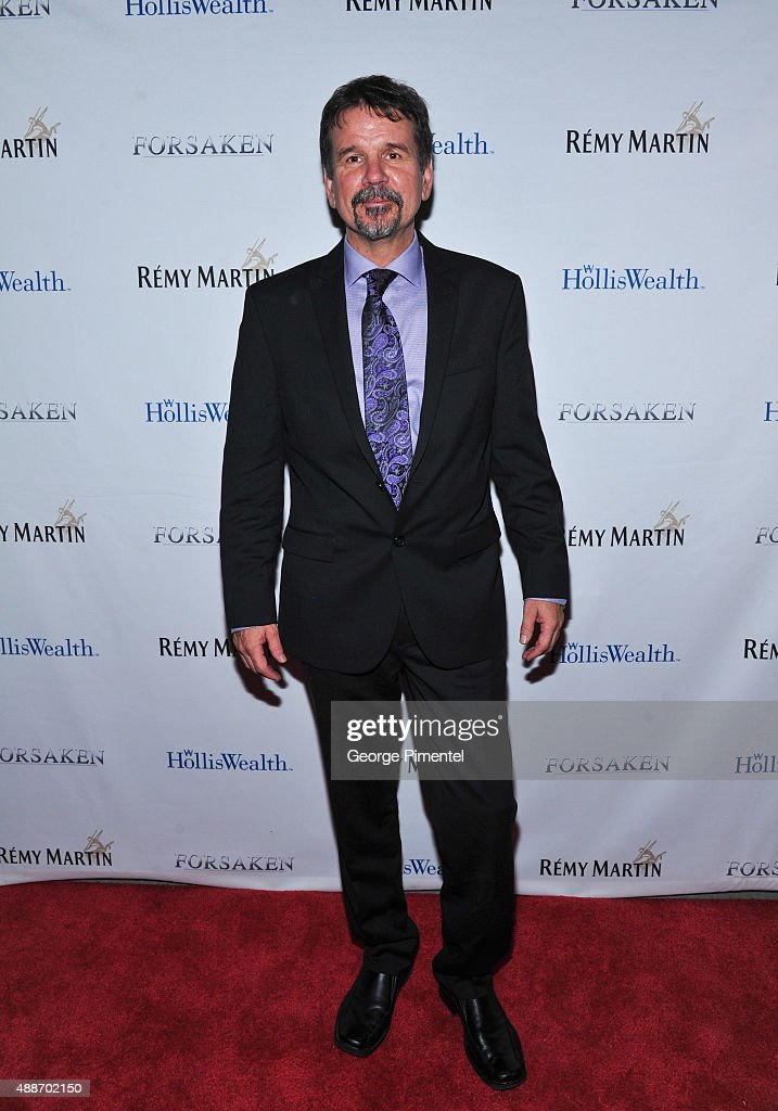 Kevin Dewalt attends 'Forsaken' TIFF party hosted by Remy Martin and Holliswealth during the 2015 Toronto International Film Festival at Weslodge on September 16, 2015 in Toronto, Canada.