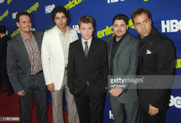 Kevin Dillon, Adrian Grenier, Kevin Connolly, Jerry Ferrrara and Jeremy Piven