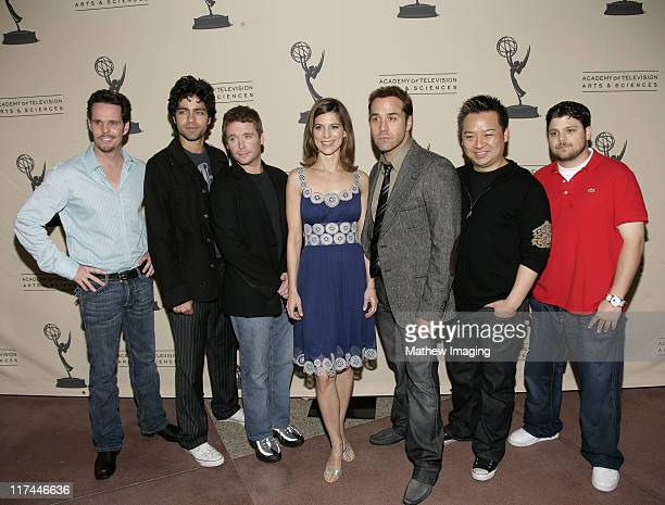 Kevin Dillon, Adrian Grenier, Kevin Connolly, Perrey Reeves, Jeremy Piven, Rex Lee and Jerry Ferrara