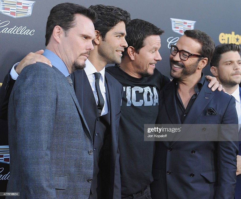 """Entourage"" - Los Angeles Premiere : News Photo"