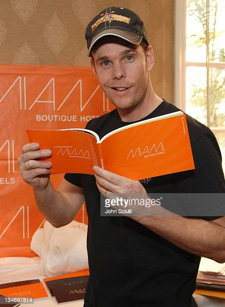 Kevin Dillon at Miami Boutique Hotels during HBO Luxury Lounge - Day 1 at Four Seasons Hotel in Beverly Hills, California, United States.