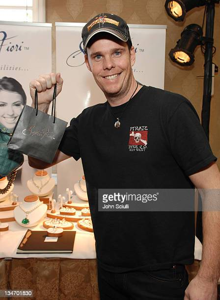 Kevin Dillon at Sophia Fiori during HBO Luxury Lounge - Day 1 at Four Seasons Hotel in Beverly Hills, California, United States.