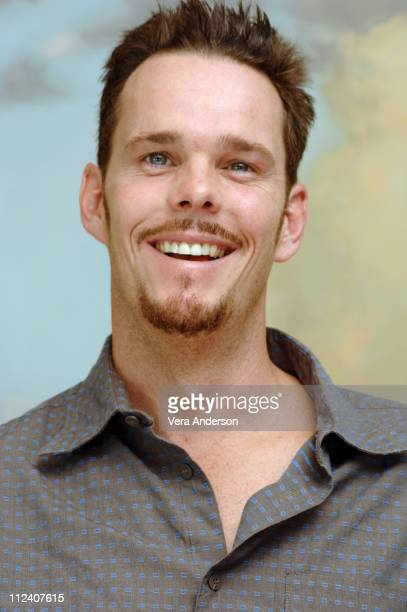 """Kevin Dillon during """"Entourage"""" Press Conference with Adrian Grenier, Kevin Connolly, Jerry Ferrara, Kevin Dillon and Jeremy Piven at Beverly Hills..."""