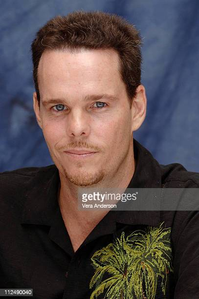 """Kevin Dillon during """"Entourage"""" Press Conference with Adrian Grenier, Kevin Connelly, Jerry Ferrara, Kevin Dillon, Jeremy Piven and Doug Ellin at..."""