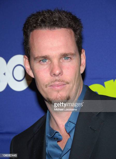 Kevin Dillon during Entourage Season Three New York Premiere Arrivals at Skirball Center for the Performing Arts at NYU in New York City New York...