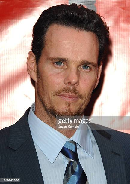 """Kevin Dillon during HBO Presents The Fourth Season Premiere of """"Entourage"""" at Ziegfeld Theater in New York City, New York, United States."""