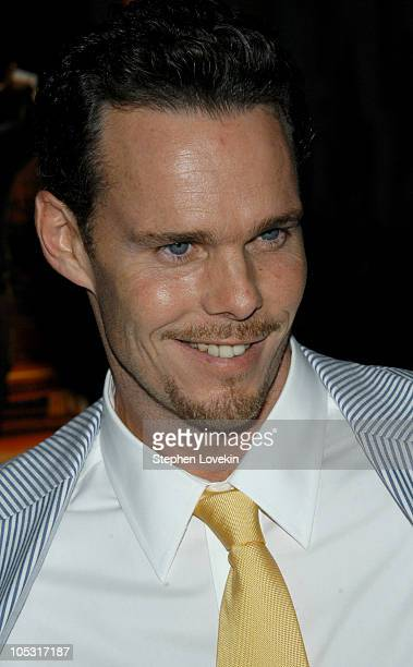 Kevin Dillon during The HBO Series Entourage New York Premiere at Loews EWalk Theatre in New York City New York United States