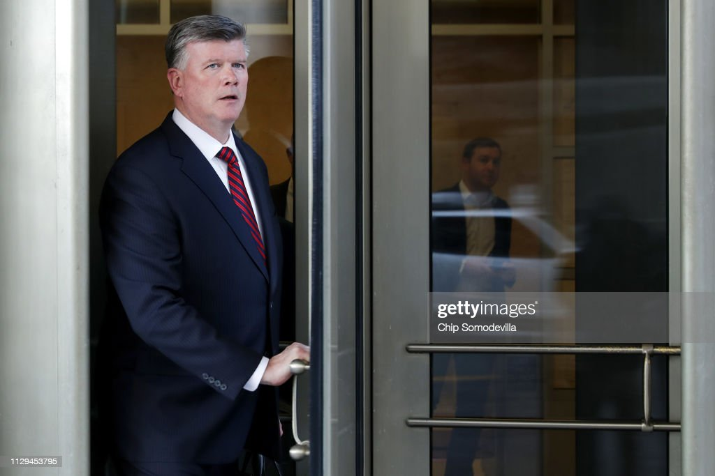 Paul Manafort Attends Court Hearing In Washington DC : News Photo