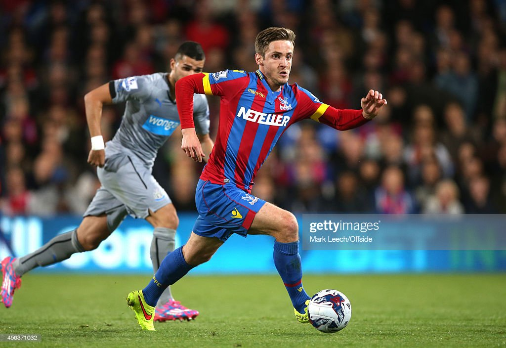 Crystal Palace v Newcastle United - Capital One Cup Third Round : News Photo
