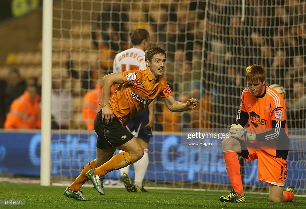 Wolverhampton Wanderers v Bolton Wanderers - npower Championship
