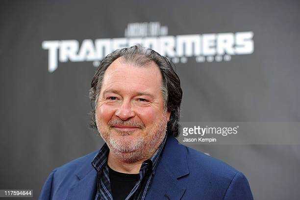 Kevin Dunn attends the New York premiere of Transformers Dark Of The Moon in Times Square on June 28 2011 in New York City
