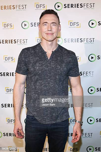 Kevin Durand attends SeriesFest Season Two at Sie FilmCenter on June 24 2016 in Denver Colorado