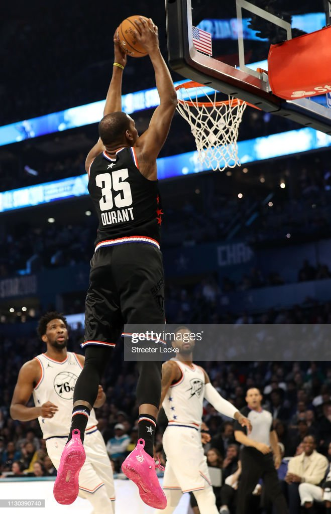 2019 NBA All-Star Game : News Photo