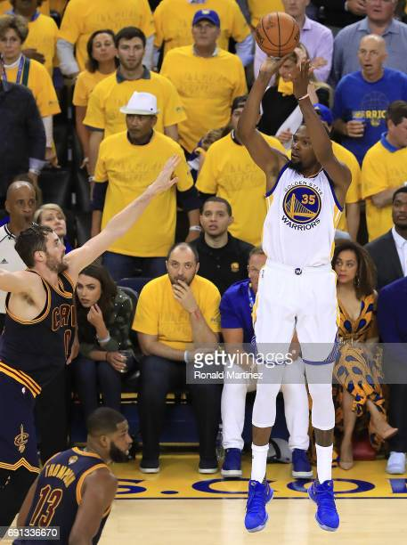 Kevin Durant Jump Shot