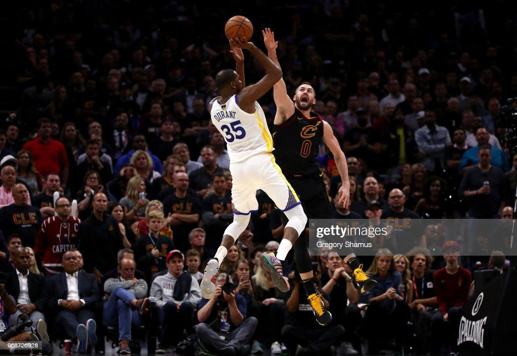 2018 NBA Finals - Game Three : Fotografía de noticias