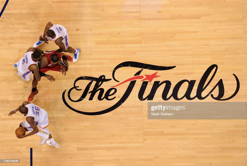 2012 NBA Finals - Game One