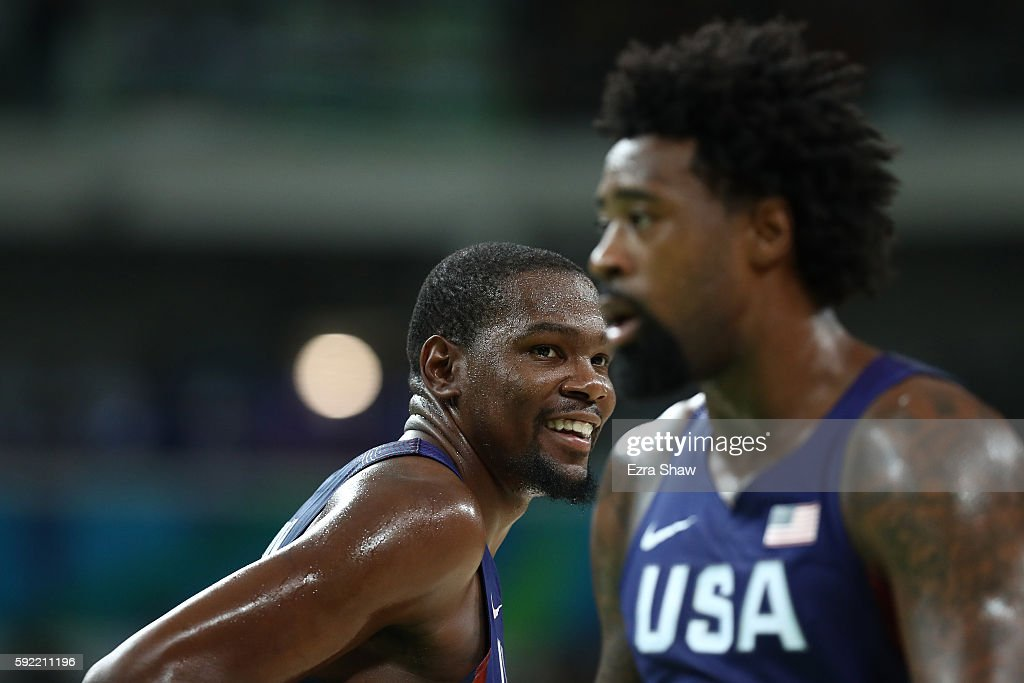 Basketball - Olympics: Day 14