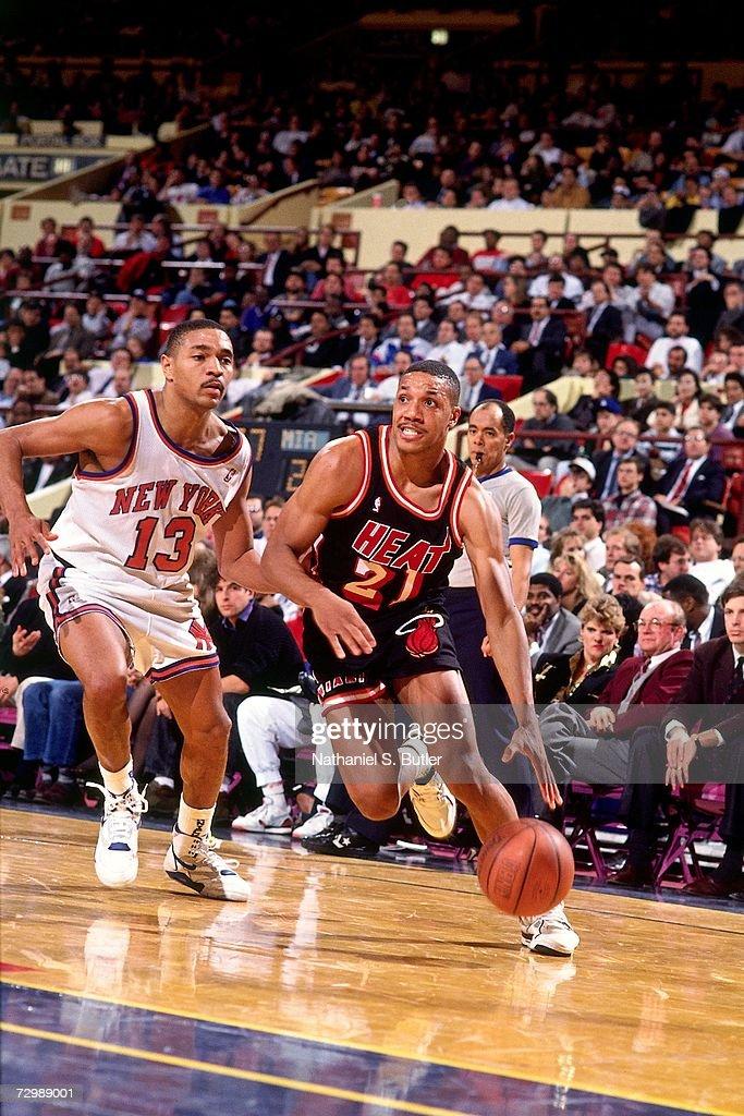 Miami Heat v New York Knicks : News Photo