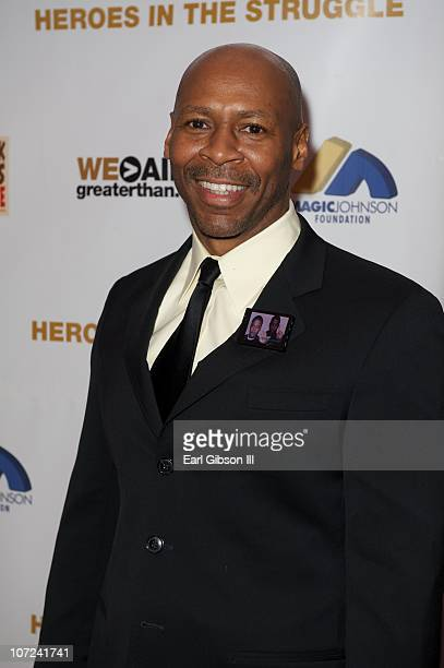 Kevin Eubanks attends the 10th Annual Heroes In The Struggle Gala Concert on December 1 2010 in Hollywood California